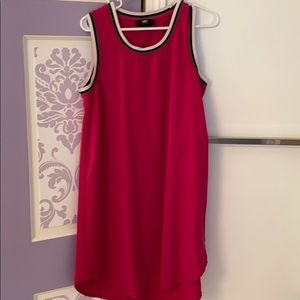 Pink sporty dress